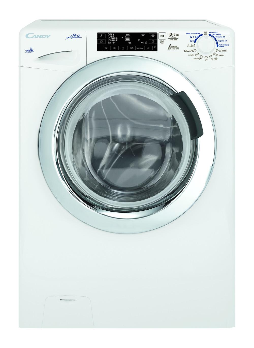 hvidevarer vaskemaskine vaske toerremaskine product candy cdbdn