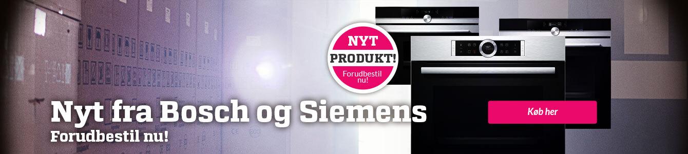 Nyt fra Bosch og Siemens
