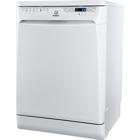 Indbygningsopvaskemaskiner Indesit DFP58B1SK