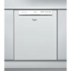Indbygningsopvaskemaskiner Whirlpool ADPU 100 WH