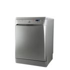 Indbygningsopvaskemaskiner Indesit DFP58T92CANXSK