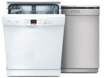 Underbygnings opvaskemaskiner