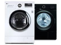 Frontbetjente vaskemaskiner