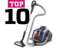 Top 10 Støvsugere