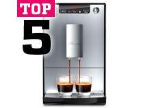 Top 5 Espressomaskiner