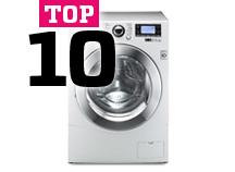 Top 10 Vaskemaskiner