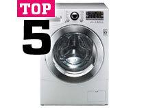 Top 5 Vaskemaskiner