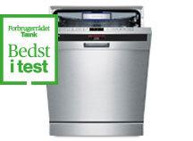 Bedst i test - opvaskemaskiner