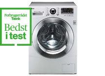 Bedst i test - vaskemaskiner