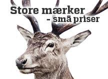 Store mærker - små priser