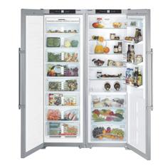 Liebherr  SBSes 7253-24 001 Amerikanerkøleskab