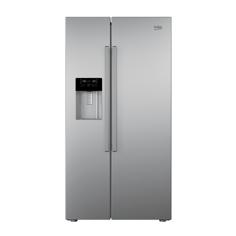 Beko GN162330X Amerikanerkøleskab