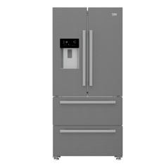 Beko GNE60530DX Amerikanerkøleskab