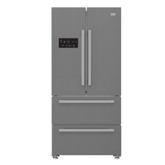 Beko GNE60530X Amerikanerkøleskab