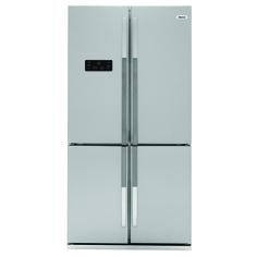 BEKO GNE114612XA+/Is Amerikanerkøleskab