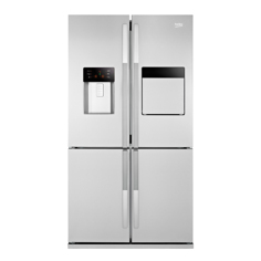 Beko GNE 134620 X Amerikanerkøleskab