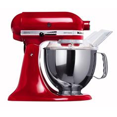 KitchenAid Artisan Rød 150EER Køkkenmaskine