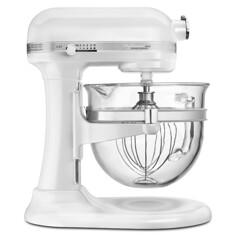 KitchenAid Frosted Pearl Køkkenmaskine