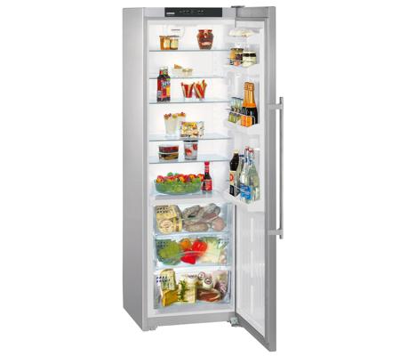 Fritstående køleskab indbygning