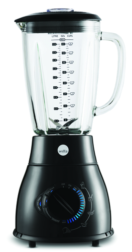 Wilfa BL-1200B Mixer Svart