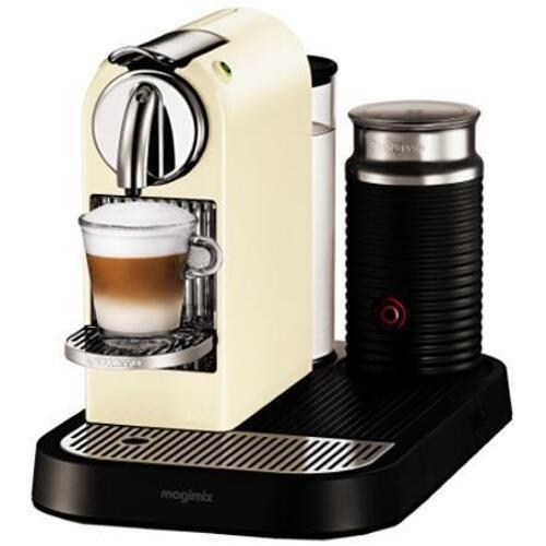 Nespresso CitiZ & Milk D121CW Creamy White