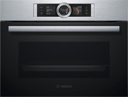 Bosch CRG656BS3 med tillsatt ånga