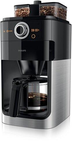 Philips HD7766/00 Grind & Brew två bönbehållare