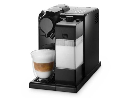 Nespresso Lattissima Touch Glam Black