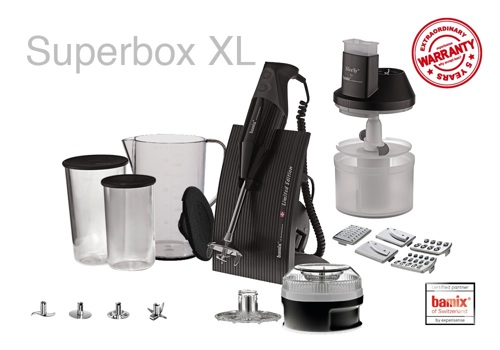 Bamix Superbox XL