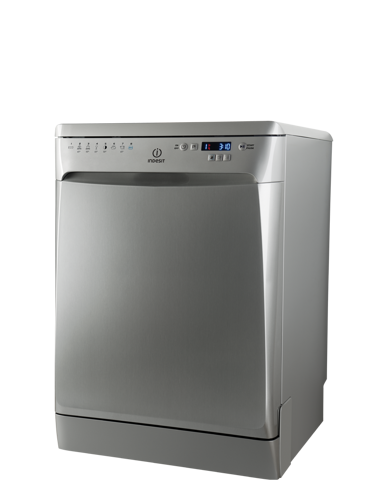 Indesit DFP58T92CANXSK