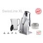 Bamix Swissline XL sølv Stavblender